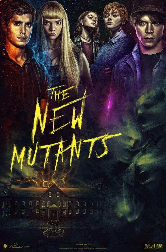 Отрывок и постеры «Новых мутантов» — фильм всё ещё запланирован на28 августа 3