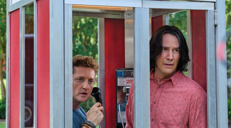 Новый трейлер «Билла и Теда» — фильм сразу выйдет в«цифре»