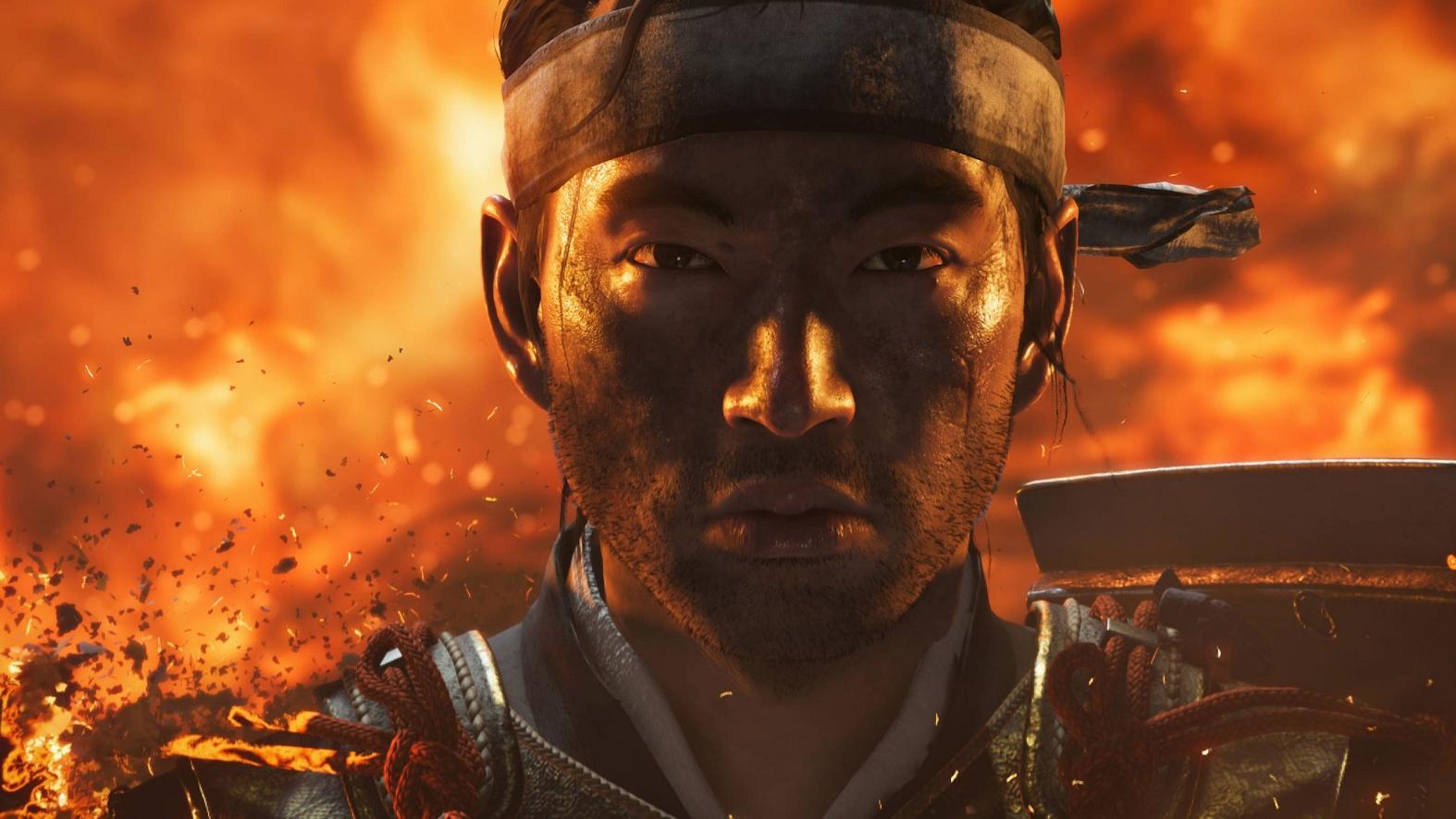Авторы Ghost of Tsushima сначала думали сделать игру про пиратов или трех мушкетеров