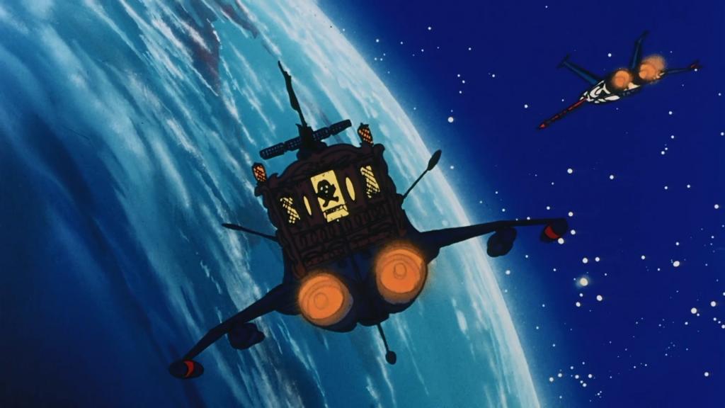 Капитан Харлок: аниме, манга и философия космического пирата