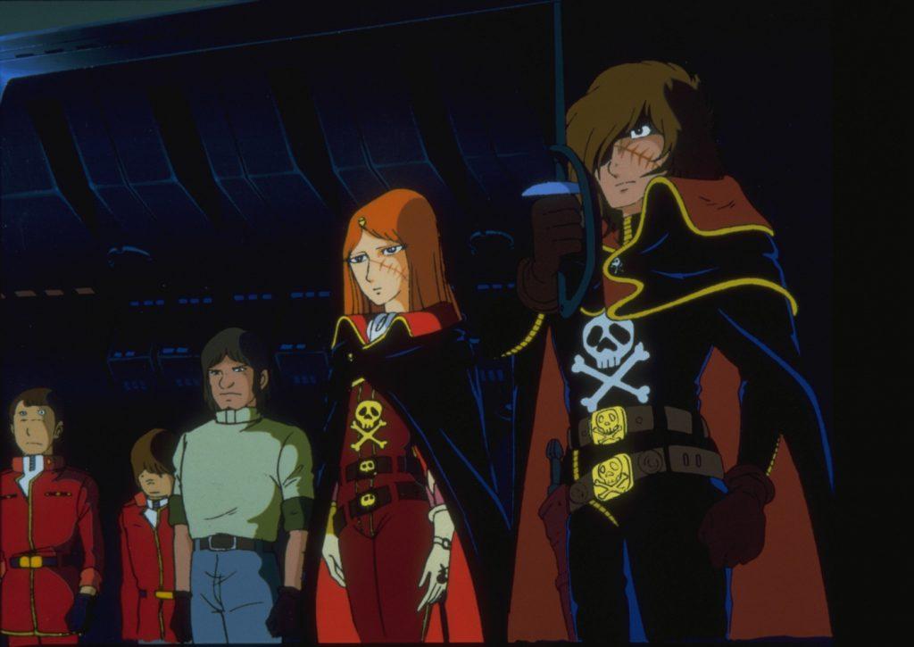 Забытые шедевры аниме: космические пираты и авантюристы 4