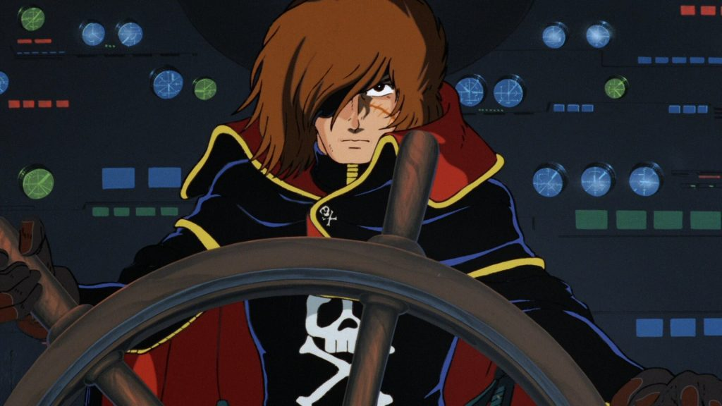 Забытые шедевры аниме: космические пираты и авантюристы 6