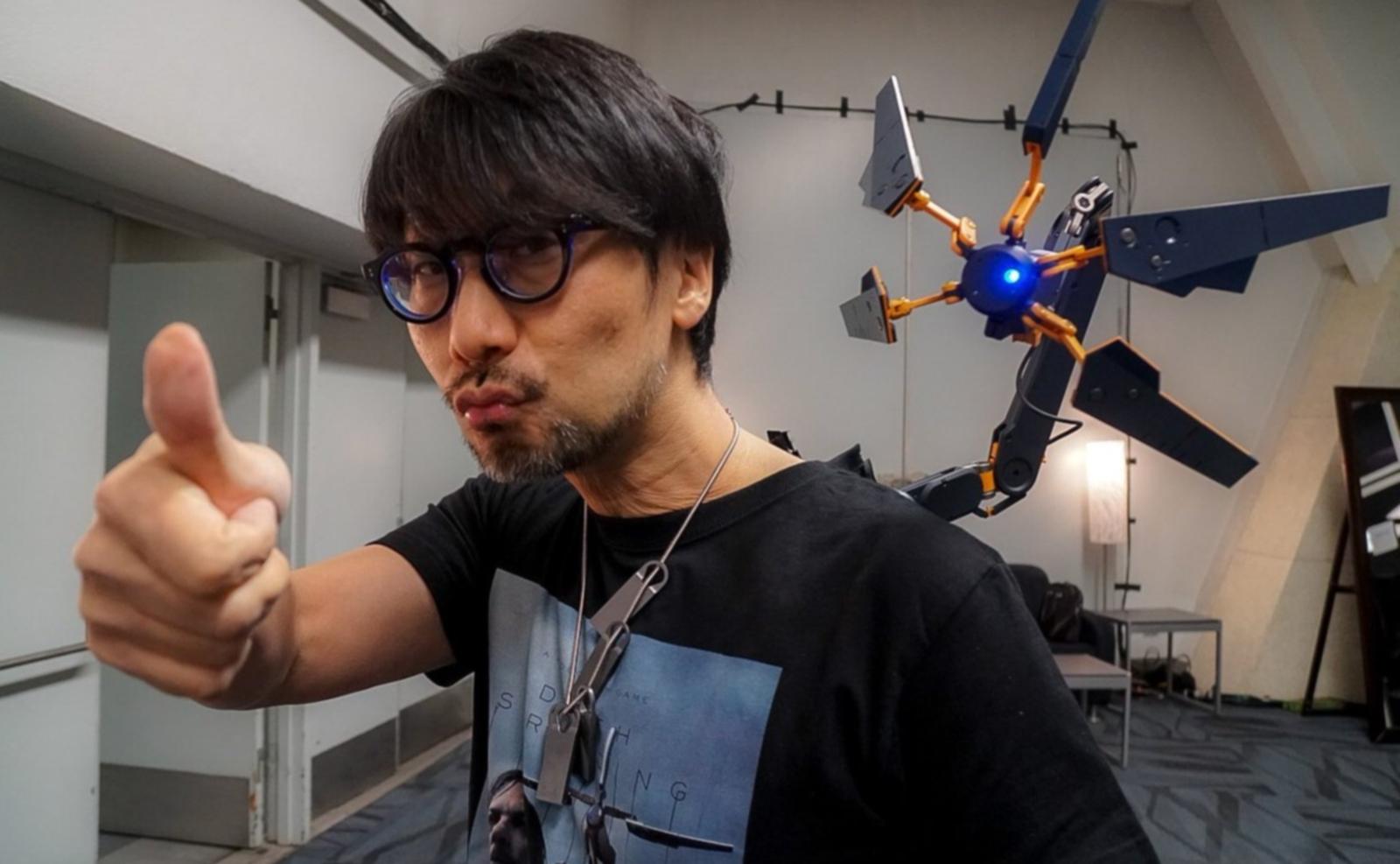 Хидео Кодзима предложил маэстро ужасов Дзюндзи Ито 1