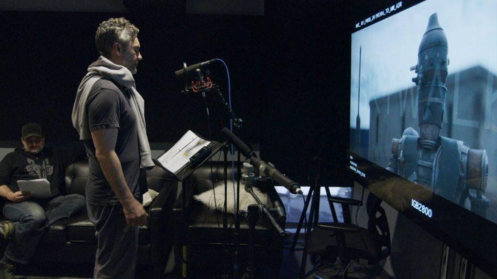 Как снимался «Мандалорец»: сериал о сериале 22