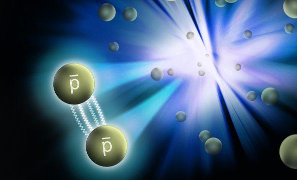 Антиматерия. Позитроны. Миры из антивещества