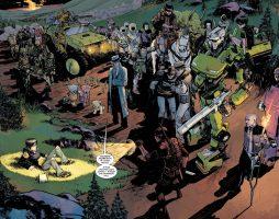 Комикс «Джо Варвар»: умирающий герой двух миров 1