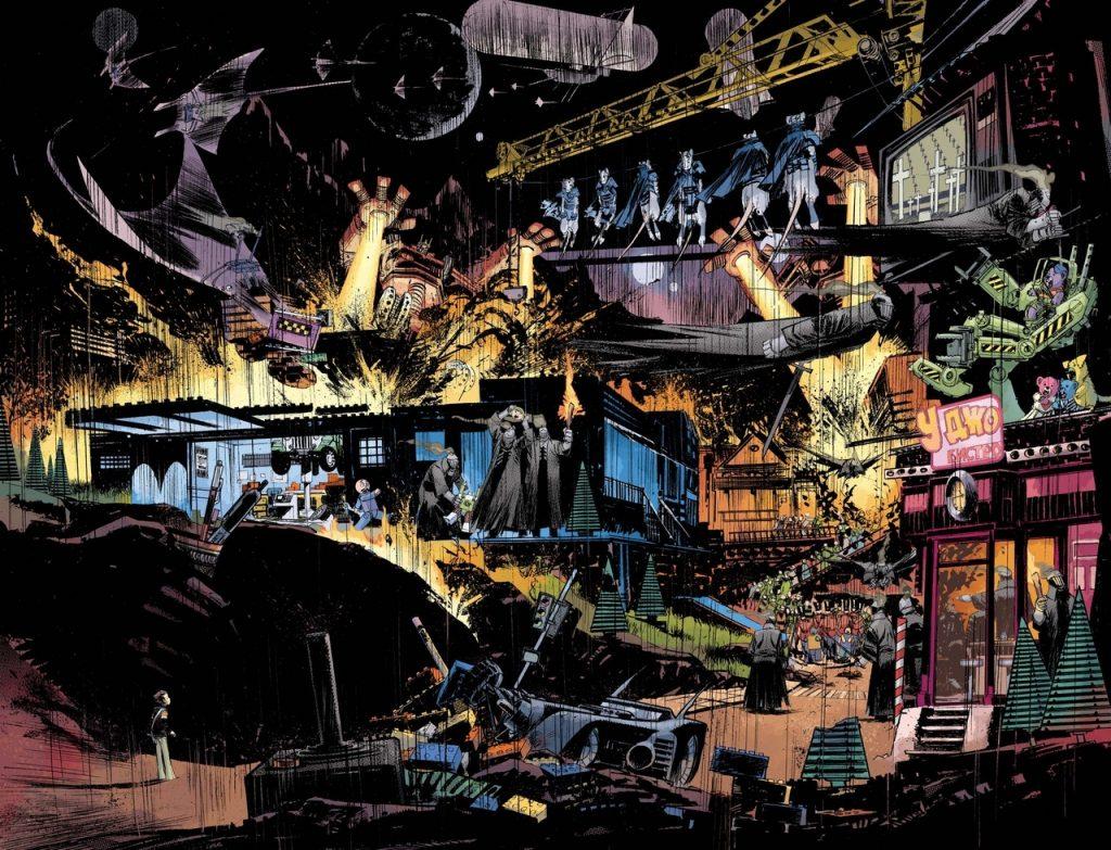 Комикс «Джо Варвар»: умирающий герой двух миров 3