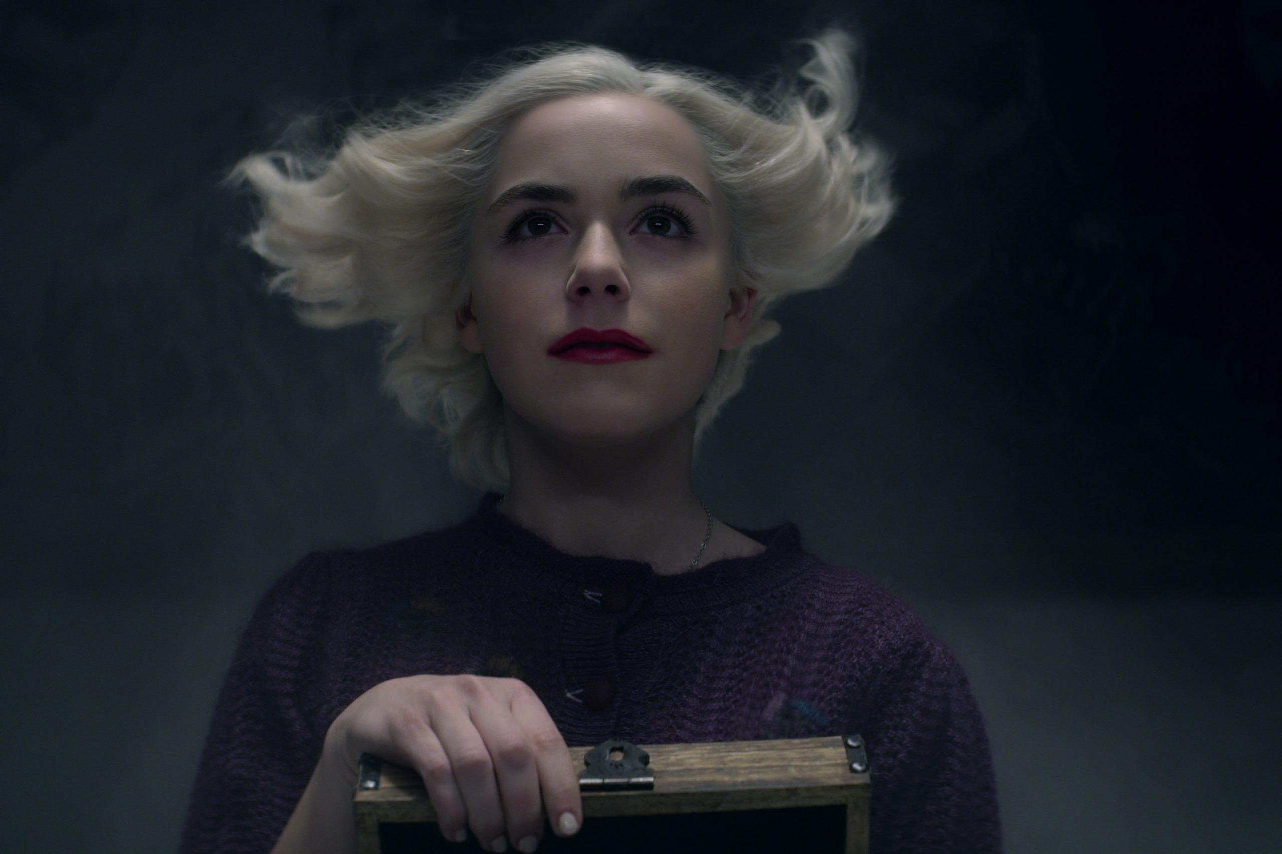 Netflix завершит «Леденящие душу приключения Сабрины»после 4 сезона 1