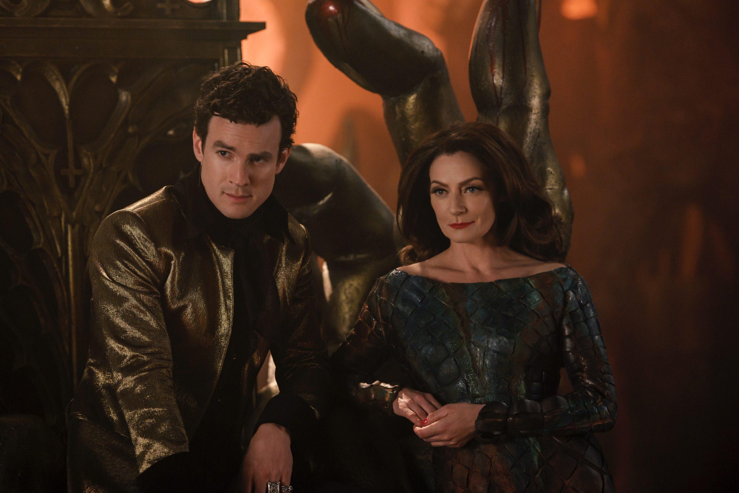 Netflix завершит «Леденящие душу приключения Сабрины»после 4 сезона 6
