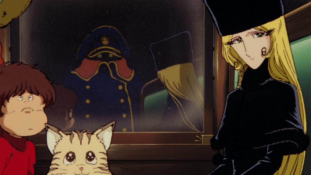 Забытые шедевры аниме: космические пираты и авантюристы 1