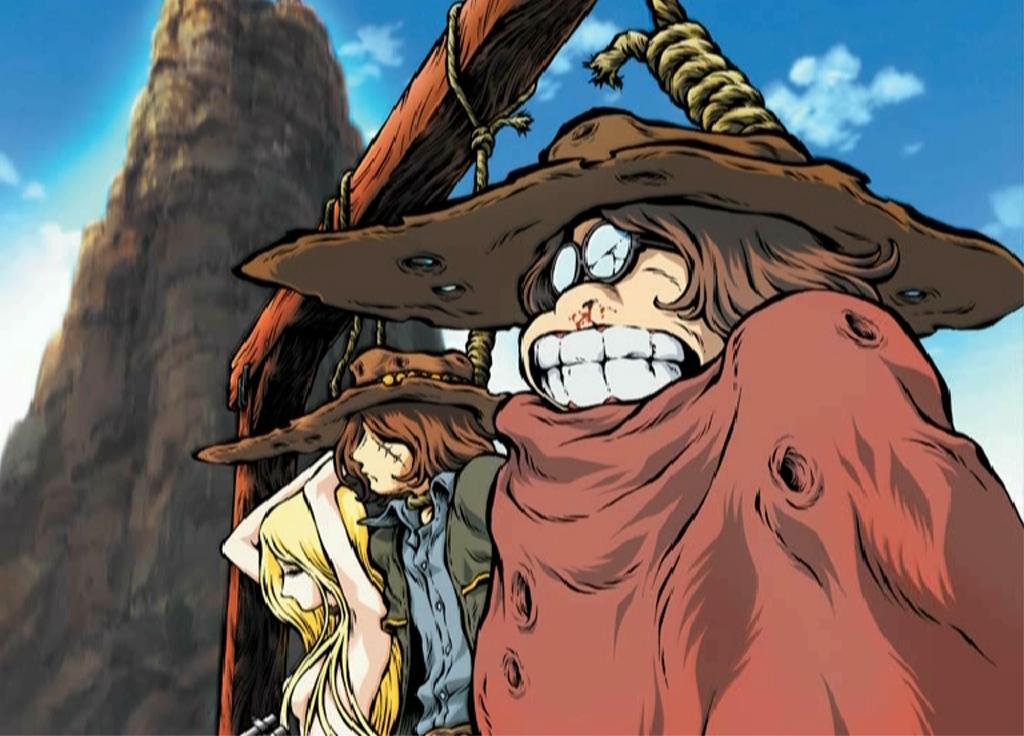 Капитан Харлок: аниме, манга и философия космического пирата 5