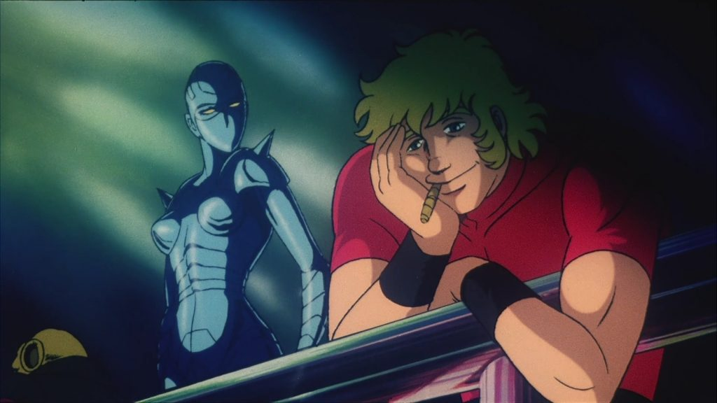 Забытые шедевры аниме: космические пираты и авантюристы 3
