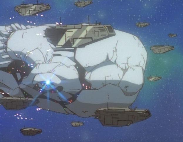 Забытые шедевры аниме: космические пираты и авантюристы 17