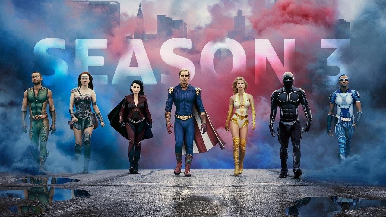 Amazon продлил «Пацанов» на третий сезон