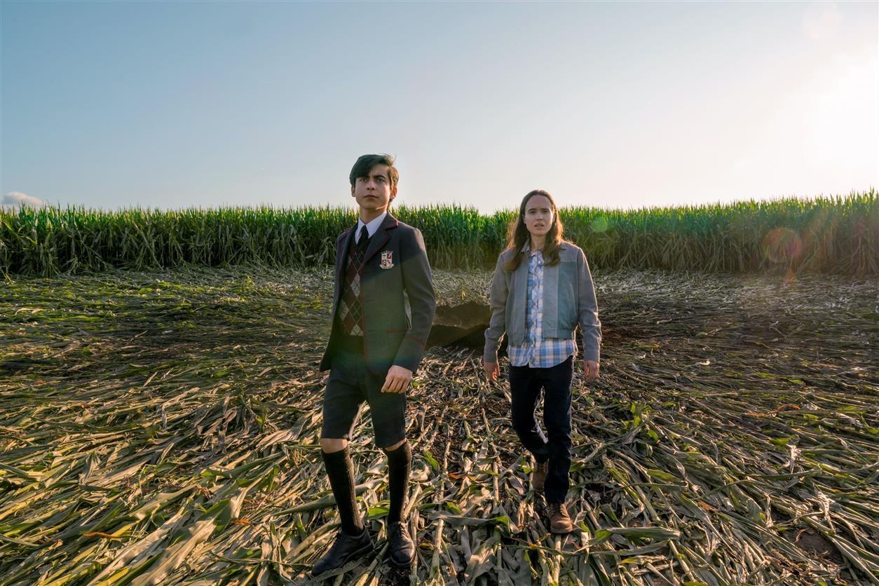 В отрывке из второго сезона «Академии Амбрелла» показали еще один конец света