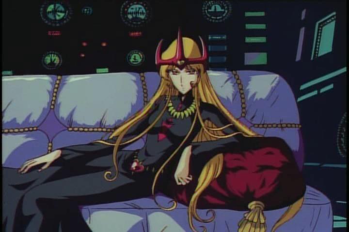 Капитан Харлок: аниме, манга и философия космического пирата 27