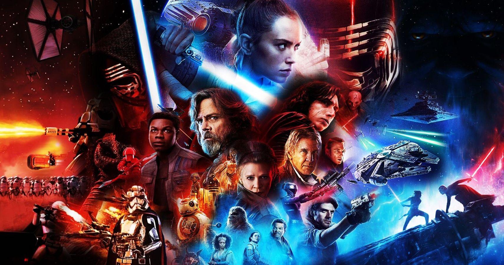 Звёздные Войны. Трилогия сиквелов