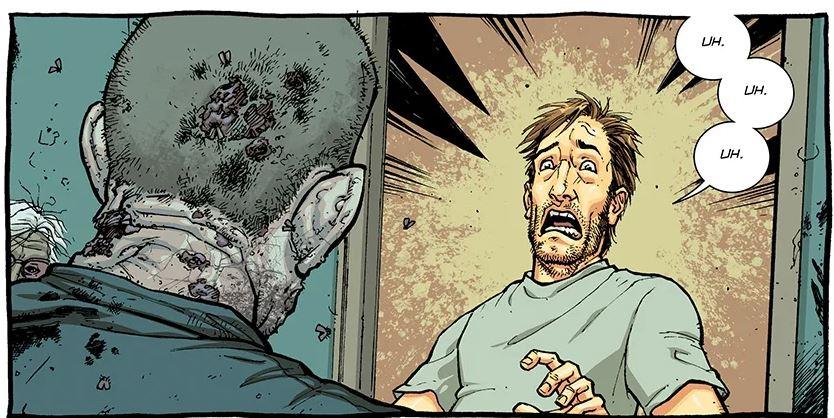 Комикс «Ходячие мертвецы»переиздадут вцвете