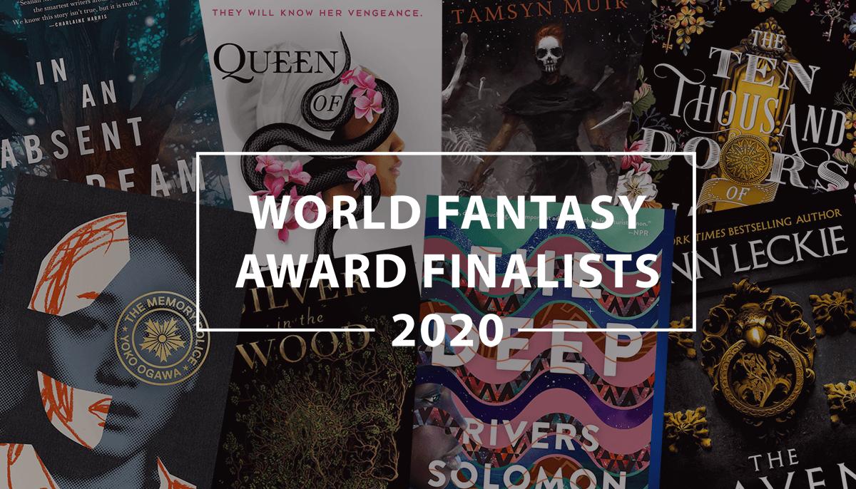 От Йоко Огавы до Сары Пинскер: организаторы премии World Fantasy Award назвали финалистов