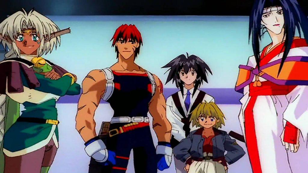 Забытые шедевры аниме: космические пираты и авантюристы 9