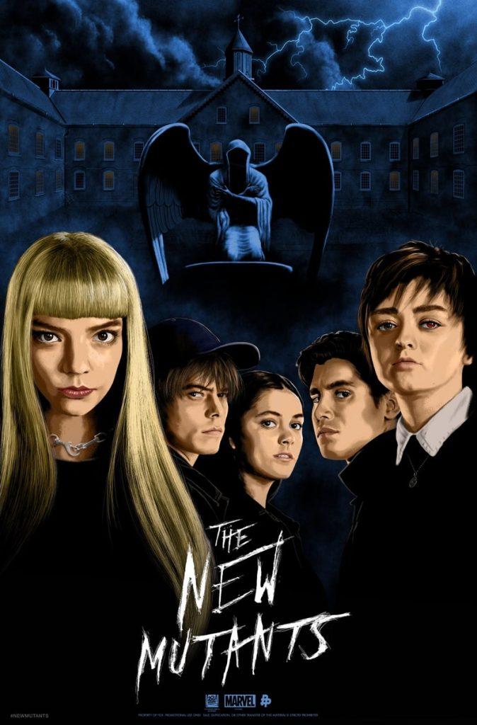 Отрывок и постеры «Новых мутантов» — фильм всё ещё запланирован на28 августа 1