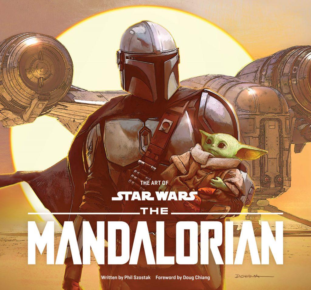 Новые книги по «Мандалорцу» анонсированы на starwars.com 1