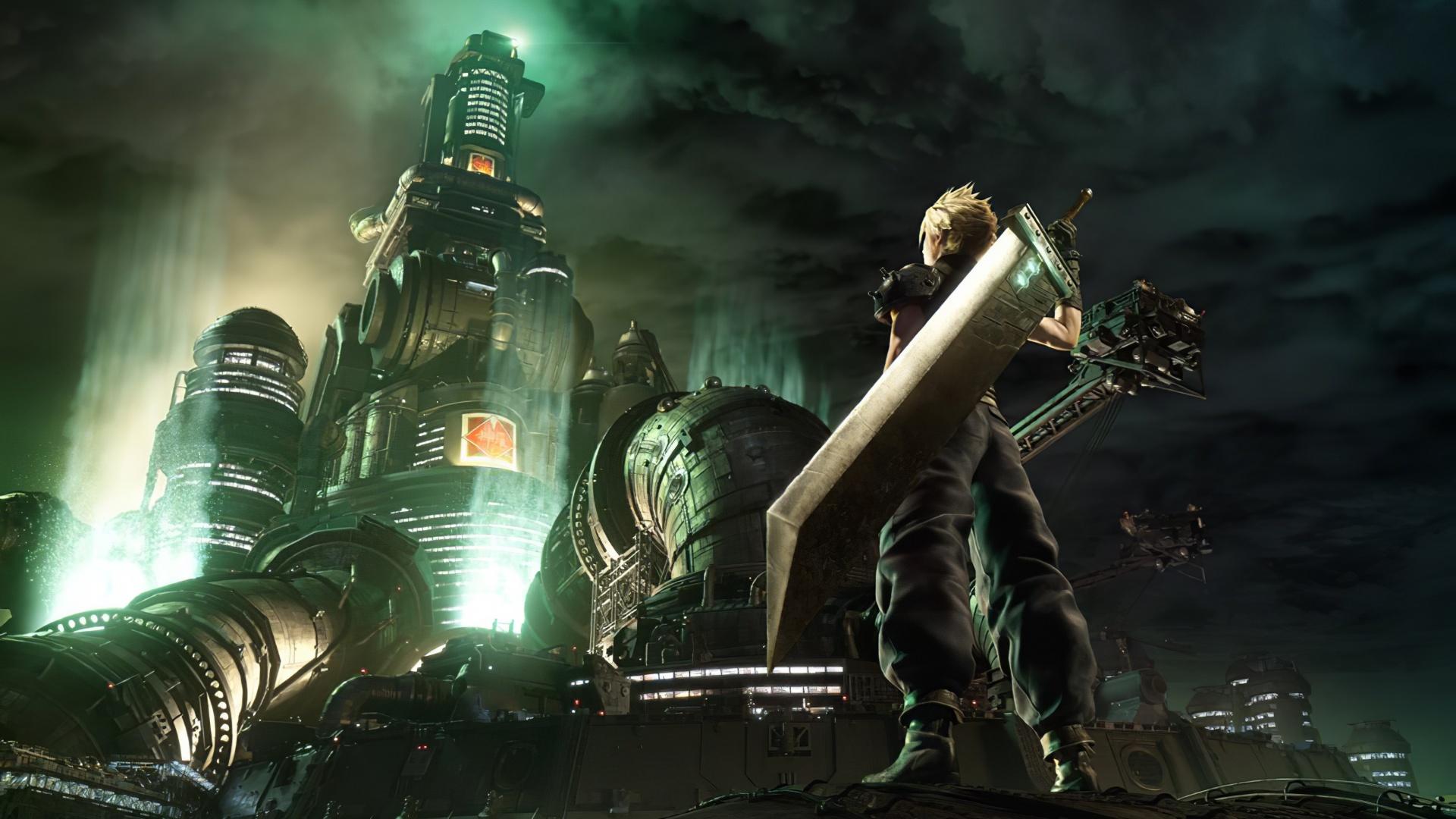 Полноценная разработка второй части ремейка Final Fantasy VII уже началась