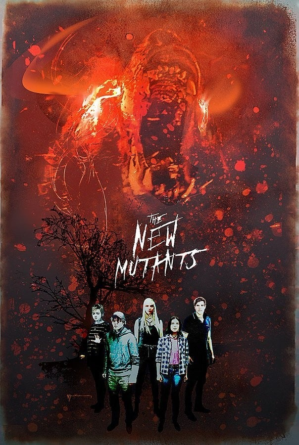 Отрывок и постеры «Новых мутантов» — фильм всё ещё запланирован на28 августа 2