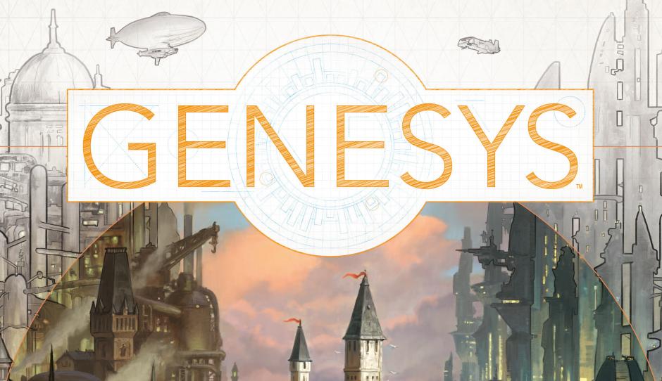 На все руки мастер: обзор ролевой игры Genesys