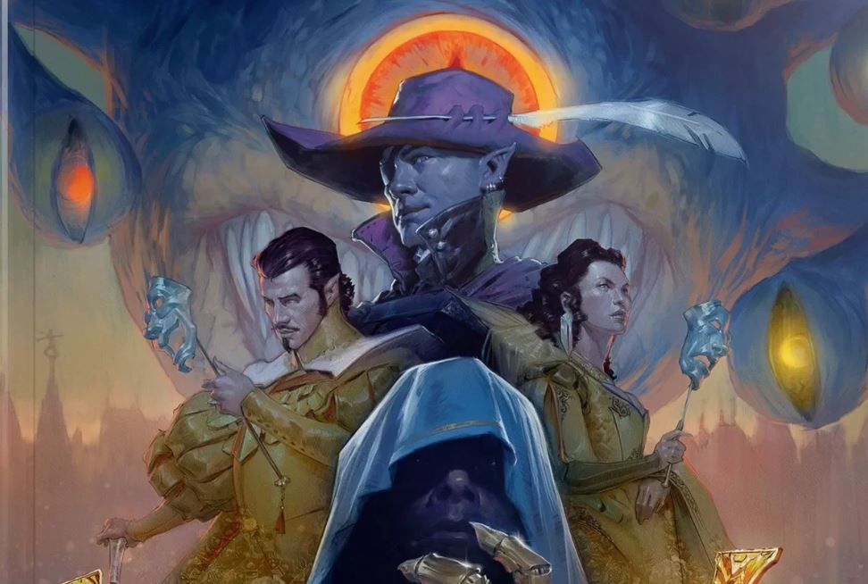 «Dungeons & Dragons. Вотердип: Драконий куш» —впродаже сосени!