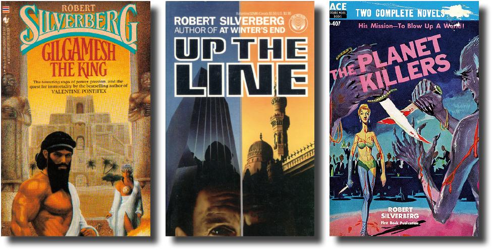 Роберт Силверберг: классик, который дважды отрекался от фантастики 1