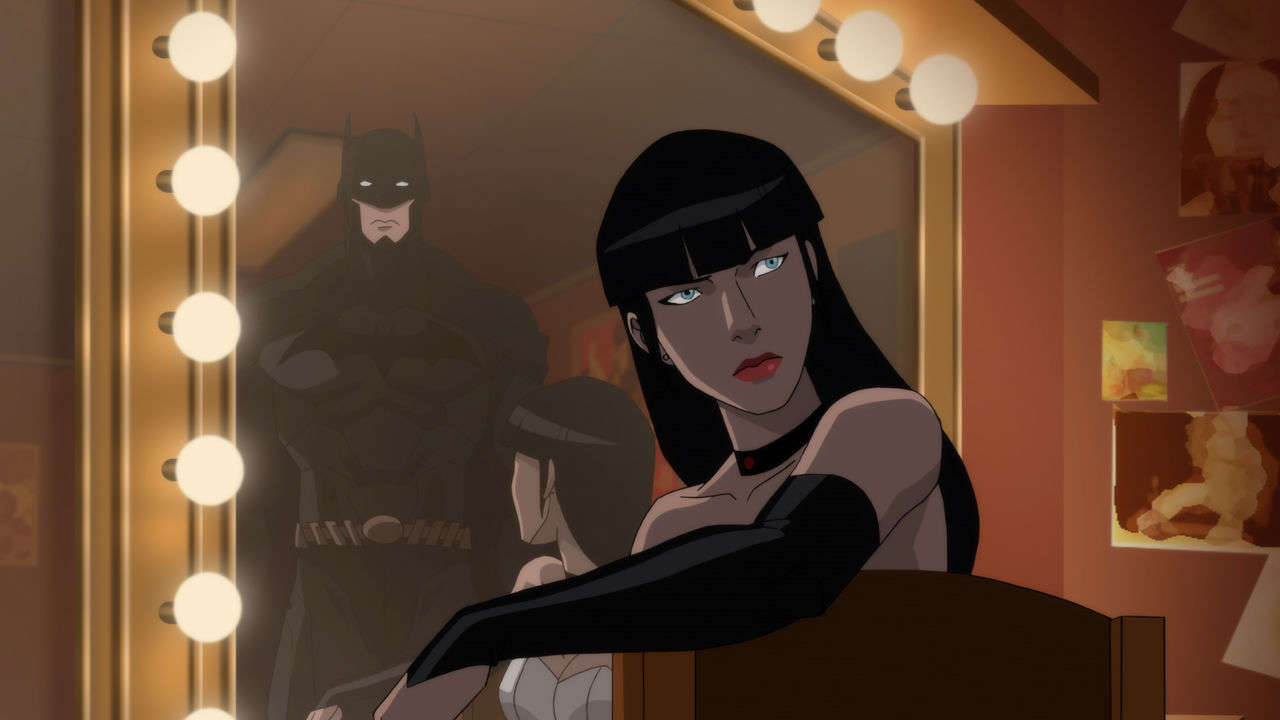 Инсайдер: Warner Bros. работает надфильмом «Бэтмен будущего»и сольником проЗатанну