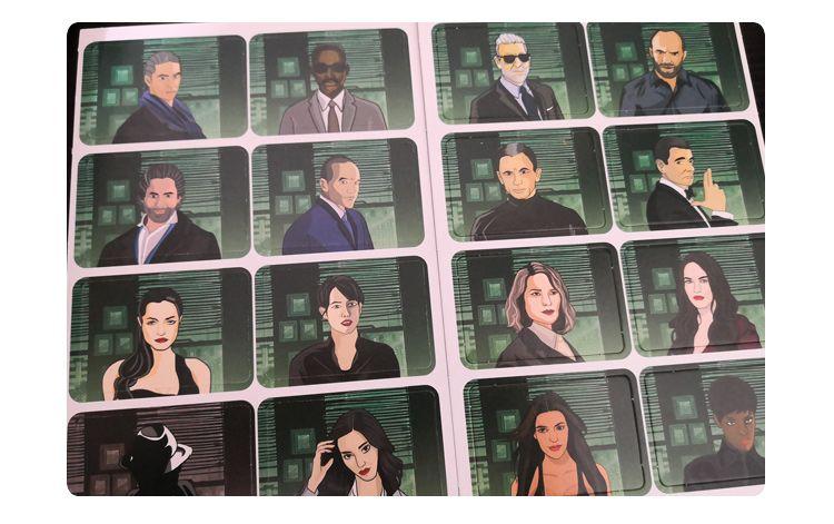 Арт: как вКитае выпускают подделки знаменитых настолок 14