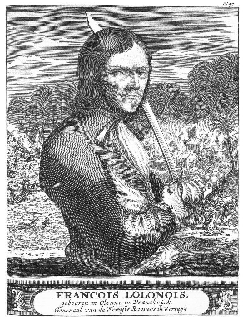 Франсуа «Бич испанцев» Олоне