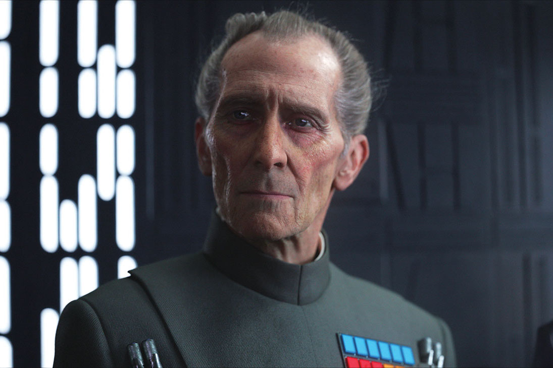 Слух: Таркин появится всериале по«Звёздным войнам»проКассиана Андора
