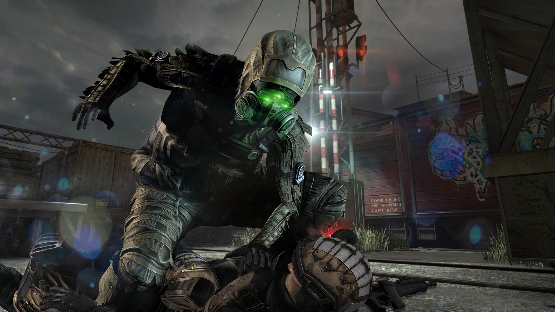 СМИ: Ubisoft и Netflix работают над мультсериалом поSplinter Cell