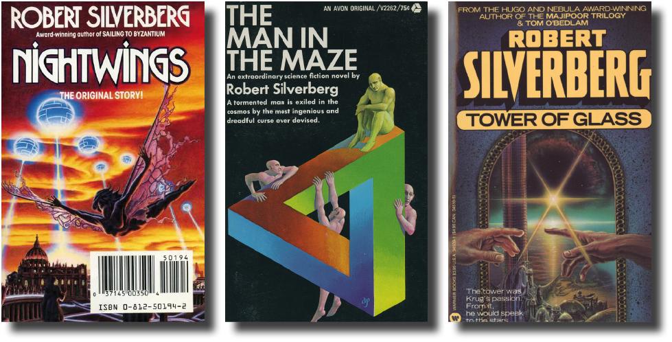 Роберт Силверберг: классик, который дважды отрекался от фантастики