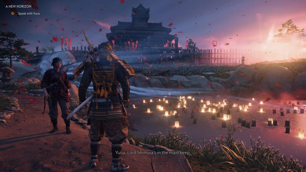 Обзор «Призрака Цусимы». Assassin's Creed про самураев 8