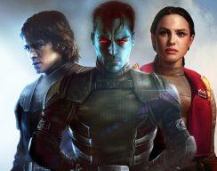 Что мы узнали из романа «Траун. Союзники» по«Звёздным войнам»