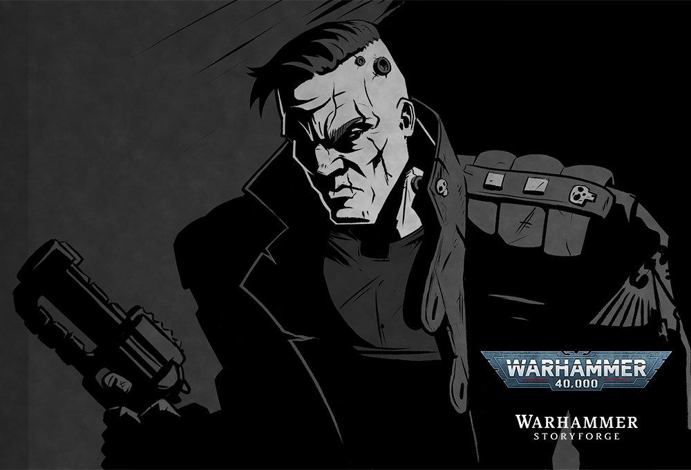 По Warhammer 40,000 выйдет нуарный мультсериал