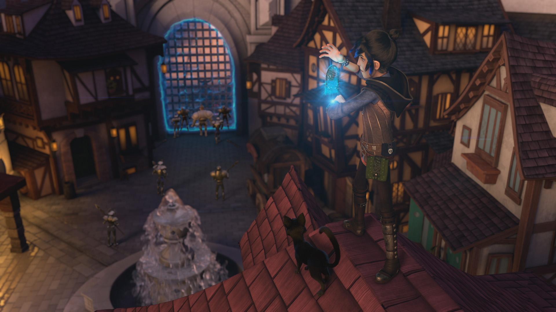 Первые кадры и дата выхода мультсериала «Волшебники» —спин-оффа «Охотников на троллей» 4
