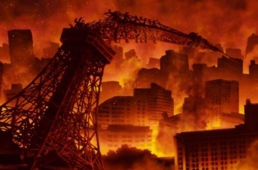 Аниме «Япония тонет 2020»: катастрофа как психоанализ нации 7