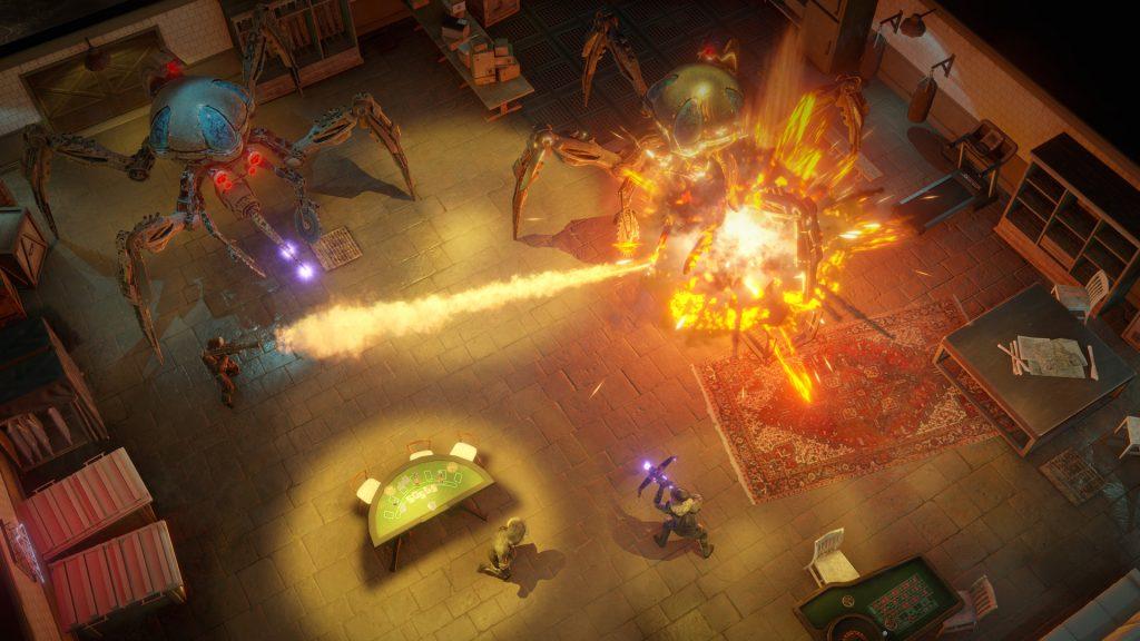 Wasteland 3 — идеальная ролевая игра для совместного прохождения 1