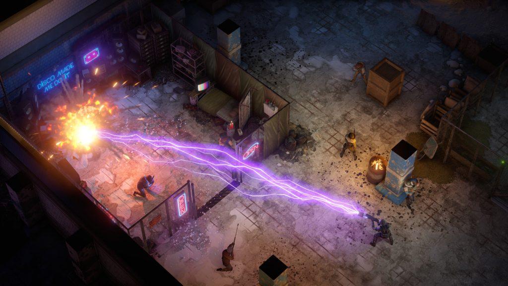 Wasteland 3 — идеальная ролевая игра для совместного прохождения 2