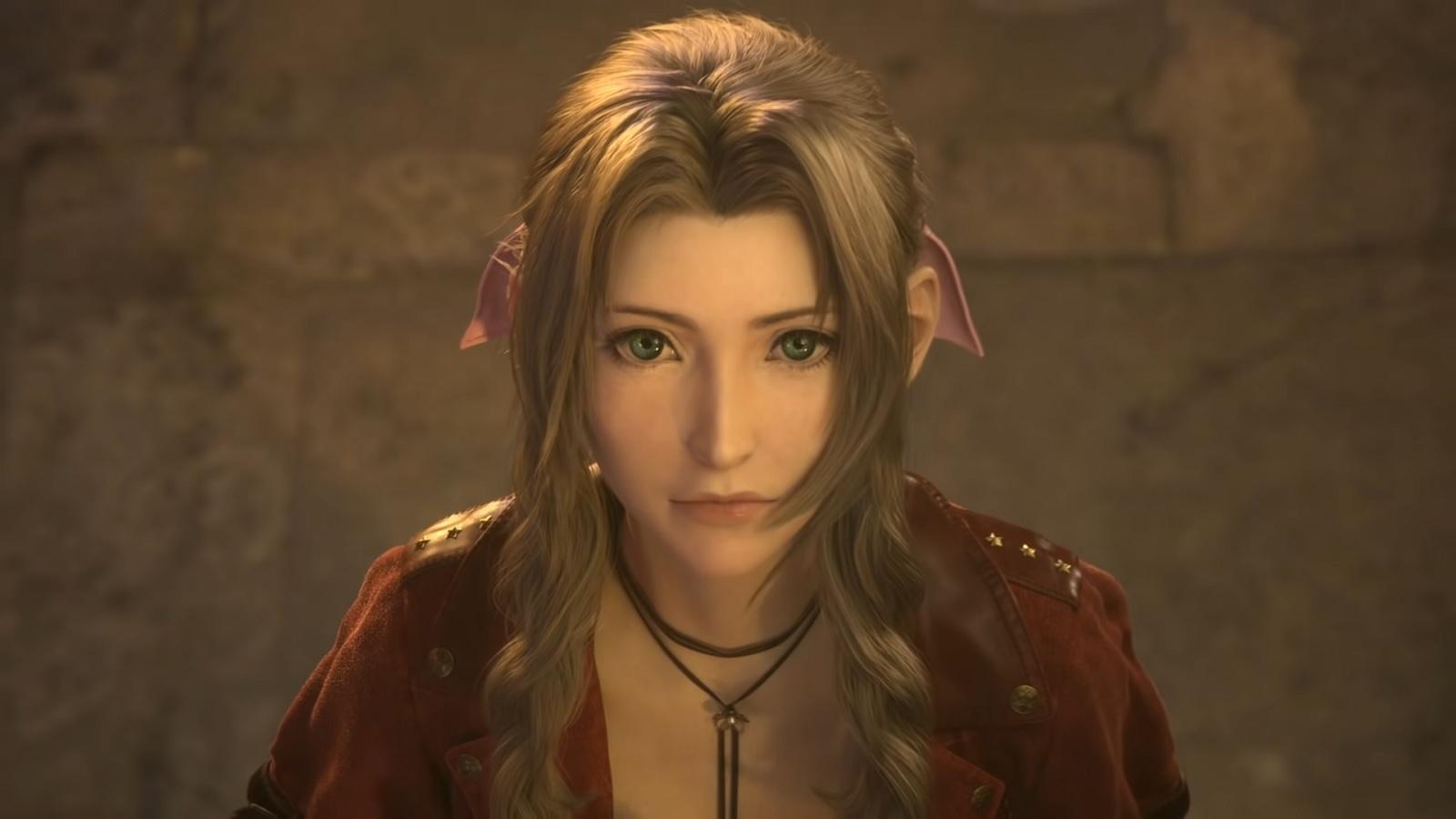 Final Fantasy VII довела Робер