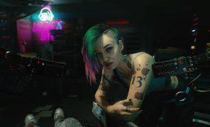Оружие и происхождение героя вновом геймплее Cyberpunk 2077