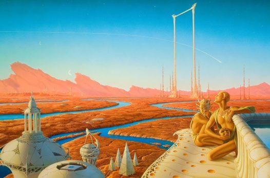 К юбилею Брэдбери: что прочитать про Марс 5
