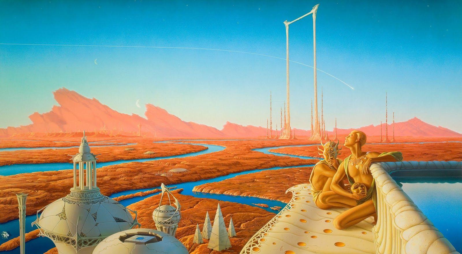 «Мы все — машины времени»: признаёмся влюбви кРэю Брэдбери