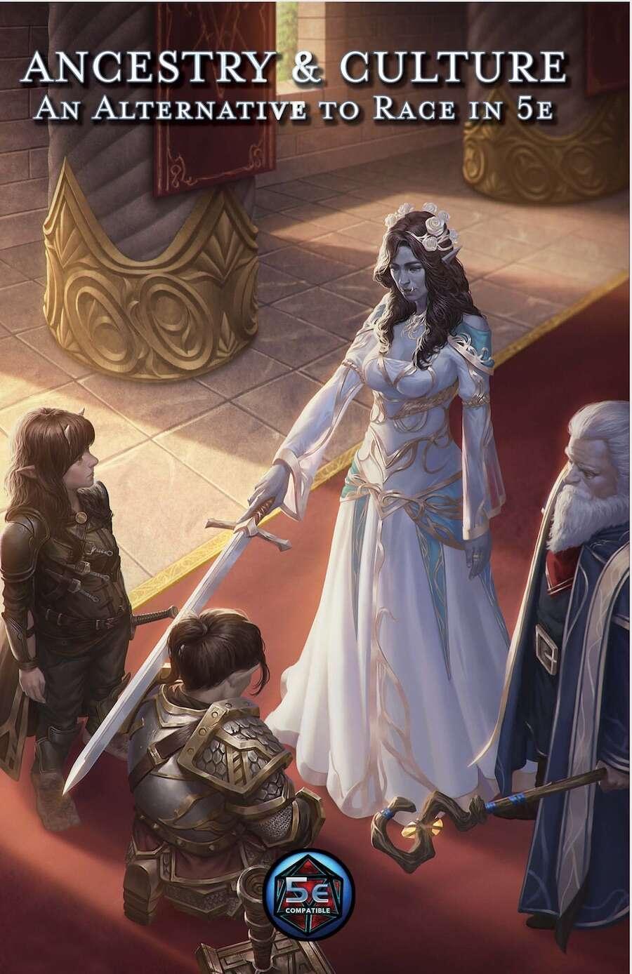 В Dungeons & Dragons якобы запрещают слово «раса». Что происходит? 7