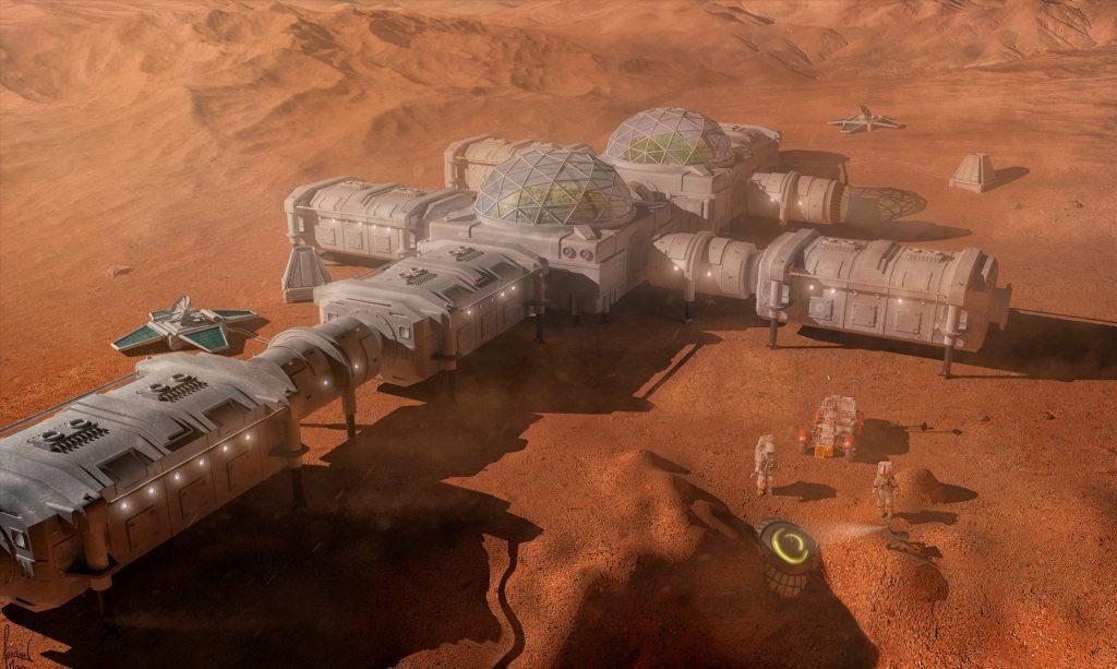 Писатель и ученый С. Дж. Морден рассказывает о создании научно-фантастического триллера «Билет в один конец» 2